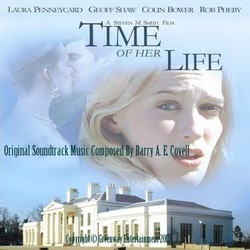 Time of her life Soundtrack (Barry A. E. Covell) - CD cover