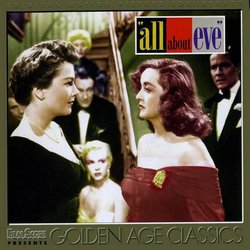 All About Eve / Leave Her to Heaven Soundtrack (Alfred Newman) - CD cover