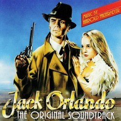 Jack Orlando Soundtrack (Harold Faltermeyer) - CD cover