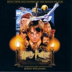 Harry Potter and the Sorcerer's Stone Soundtrack (John Williams) - Car�tula