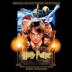 Harry Potter and the Sorcerer's Stone Soundtrack (John Williams) - CD cover