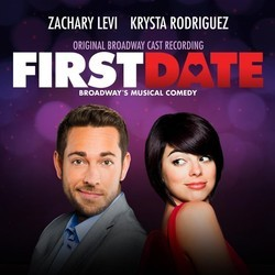 First Date Soundtrack (Various Artists) - CD cover