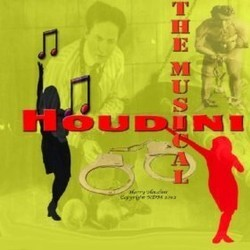 Houdini The Musical Soundtrack  (Stephen Schwartz, Stephen Schwartz) - CD cover