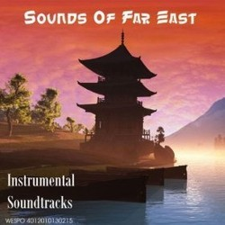 Sounds of Far East Soundtrack  (JingJangClan ) - CD cover