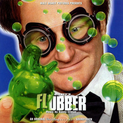 Flubber Soundtrack (Danny Elfman) - CD cover