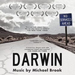 Darwin Soundtrack (Michael Brook) - CD cover