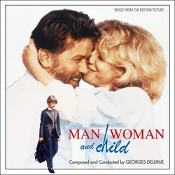 Man, Woman and Child Soundtrack (Georges Delerue) - CD cover