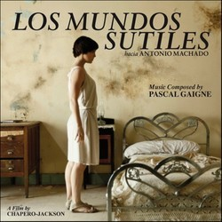 Los Mundos sutiles Soundtrack (Pascal Gaigne) - CD cover