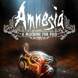 Amnesia: a Machine for Pigs Soundtrack (Jessica Curry) - CD cover