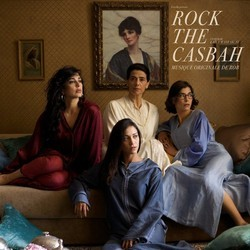 Rock the Casbah Soundtrack (Robin Coudert) - CD cover