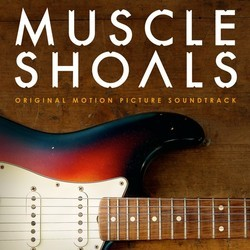Muscle Shoals Soundtrack (Various Artists) - CD cover