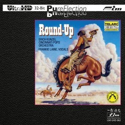 Round-up Soundtrack (Various Artists) - CD cover
