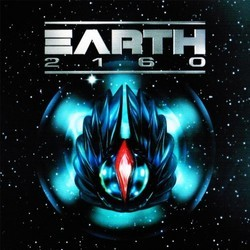 Earth 2160 Soundtrack (Various Artists) - CD cover