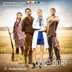 Doc meets Dorf Soundtrack (Jens Oettrich) - CD cover