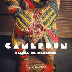 Cameroun Soundtrack (Damien De Medeiros) - CD cover