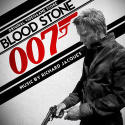 007 Blood Stone 声带 (Richard Jacques) - CD封面