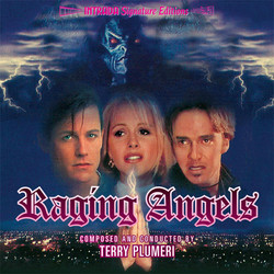 Raging Angels Soundtrack (Terry Plumeri) - CD-Cover