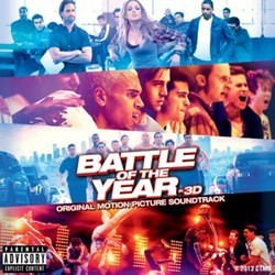 Battle of the Year Soundtrack (Various Artists) - CD cover