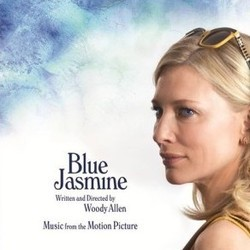 Blue Jasmine Soundtrack (Various Artists) - CD cover