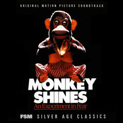 Farewell, My Lovely/Monkey Shines Soundtrack (David Shire) - Carátula