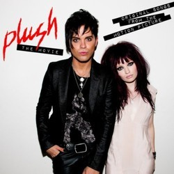 Plush The Movie Soundtrack (Various Artists) - CD cover