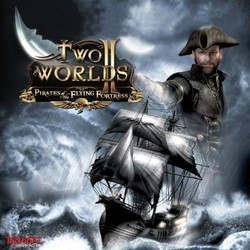 Two Worlds II Soundtrack (Pirates of the Flying Fortress) - CD cover