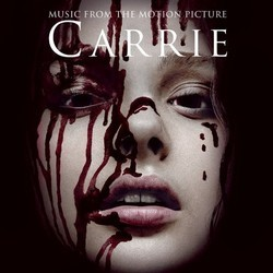 Carrie Soundtrack (Various Artists) - CD cover