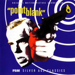 Point Blank/The Outfit Soundtrack (Jerry Fielding, Johnny Mandel) - Carátula
