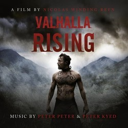 Valhalla Rising Soundtrack (Peter Kyed, Peter Peter) - CD cover