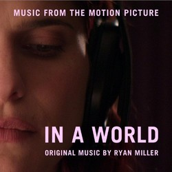 In a World Soundtrack (Ryan Miller) - CD cover