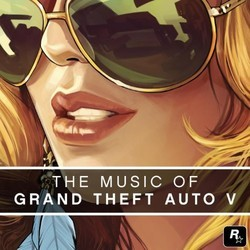 The Music of Grand Theft Auto V Soundtrack (Various Artists) - CD cover
