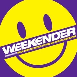 Weekender Soundtrack (Various Artists) - CD cover