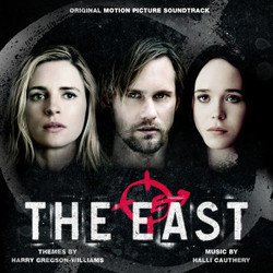 The East Soundtrack  (Halli Cauthery, Harry Gregson-Williams) - CD cover