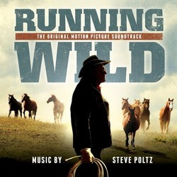 Running Wild: The Life of Dayton O. Hyde Soundtrack (Steve Poltz) - CD cover