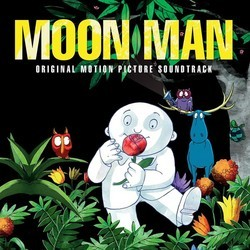 Moon Man Soundtrack (Various Artists) - CD cover