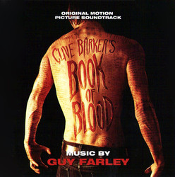 Book of Blood Bande Originale (Guy Farley) - Pochettes de CD