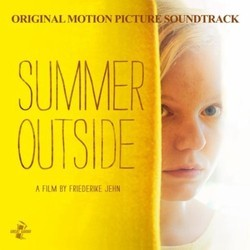 Summer Outside Soundtrack (Various Artists) - CD cover