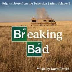 Breaking Bad Soundtrack (Dave Porter) - CD cover