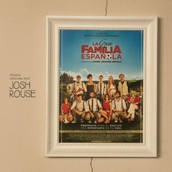 La Gran Familia Espa�ola Soundtrack (Josh Rouse) - CD cover