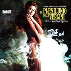Il Plenilunio delle Vergini Soundtrack  (Vasili Kojucharov) - CD cover
