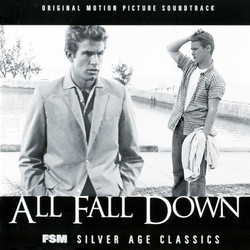 All Fall Down/The Outrage Soundtrack (Alex North) - CD-Cover