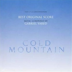 Cold Mountain Soundtrack (Gabriel Yared) - CD cover
