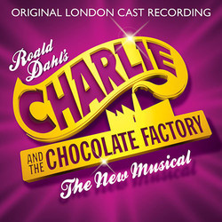 Charlie & The Chocolate Factory Soundtrack (Various Artists) - CD cover