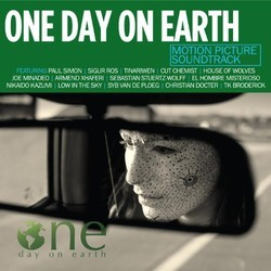 One Day on Earth Soundtrack (Various Artists) - CD cover