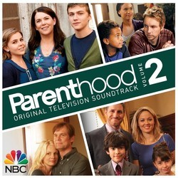 Parenthood Soundtrack (Various Artists) - CD cover