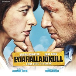 Eyjafjallajökull Soundtrack (Thomas Roussel ) - CD cover