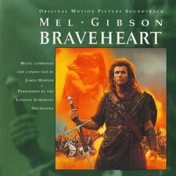 Braveheart Soundtrack (James Horner) - CD cover