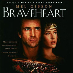 Braveheart Soundtrack (James Horner) - Carátula