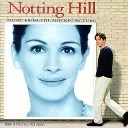 Notting Hill Soundtrack (Various Artists, Trevor Jones) - Carátula