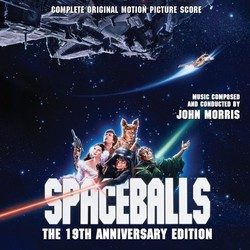 1 Spaceballs  Main Title 2 Long Ship  Dark Helmet Entrance  Evil Schwartz  Planet Druidia 3 Wedding 1  Here Comes The Bride  Retreat